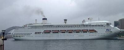 Pic: Stop Cruise Ship Pollution Org