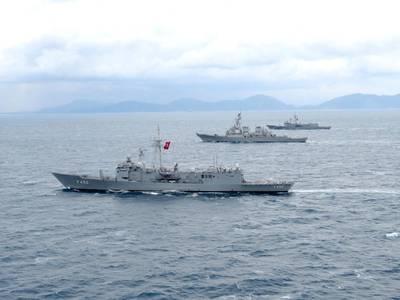 Pic: Turkish Navy