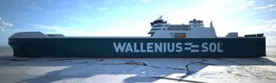 Pic: WALLENIUS SOL