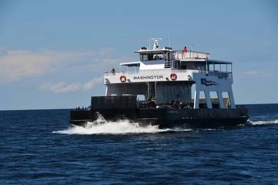 Pic: Washington Island Ferry