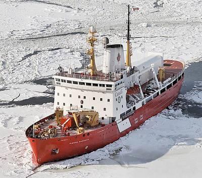 Pierre Radisson (Photo: Canadian Coast Guard)