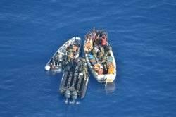 Pirates, Boarding Team: Photo credit EUNAVFOR