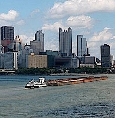 Pittsburgh Workboat: Photo courtesy of Metric Systems