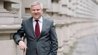 Pål Eitrheim, executive vice president for New Energy Solutions in Equinor. (Photo: Ole Jørgen Bratland)