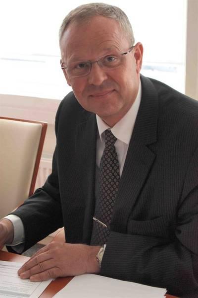 Pål Sanner, CEO of Optimarin