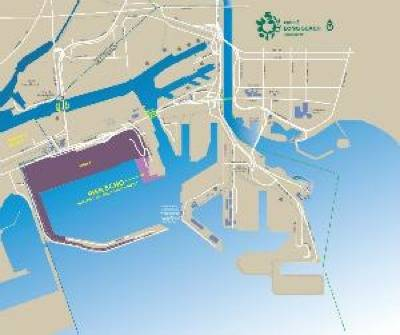 Plan Pier 'T': Image credit Port of Long Beach