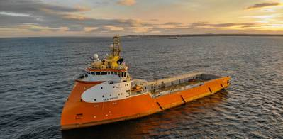Platform Supply Vessel Sea Frost - Credit: Solstad Farstad