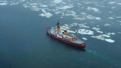 'Polar Star': Photo courtesy of USCG