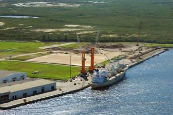 Port Manatee: Photo credit Port Manatee