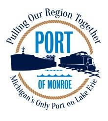 Port of Monroe logo