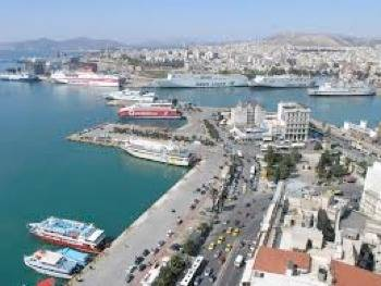 Port of Piraeus: Photo credit Wiki CCL