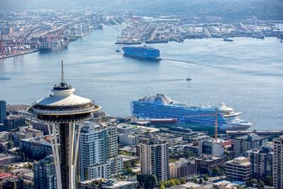 Port of Seattle image by Don Wilson