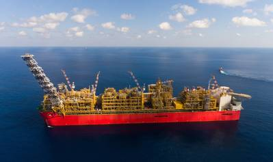 Prelude FLNG (Photo: Shell)