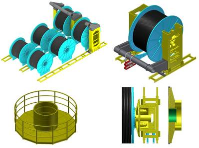 PREP Multi and Single Reel Ecosse Subsea Systems