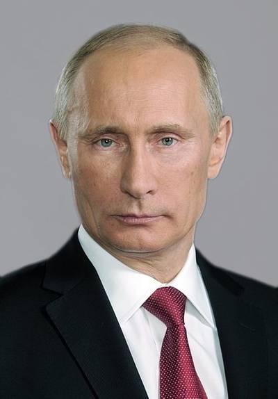 President Putin: Photo CCL