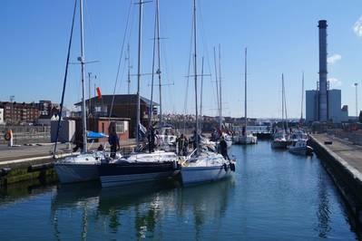 Project underway Photo Shoreham Port