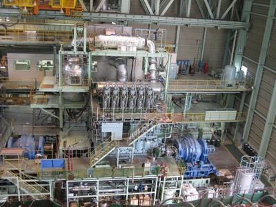 "propulsion system for MV ""SANTA VISTA"", a 37,800 dwt general cargo ship, built by Naikai Zosen Corporation for Nissho Shipping Co., Ltd."