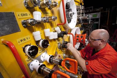 Proserv's subsea controls experts will manufacture the control modules for their Gulf of Mexico contracts