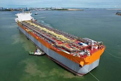 Prosperity FPSO hull (File Image: SBM Offshore)