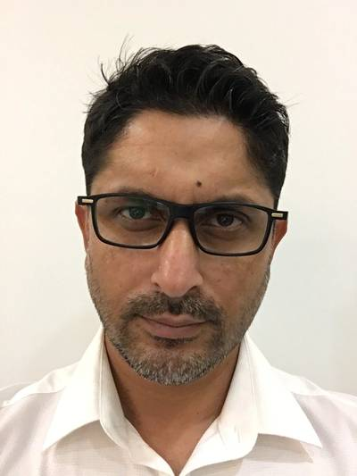 Capt. Arnab Chakravorty Operations Director, Asia-Pacific, Ardent