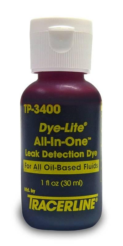 Caption: Tracerline Dye-Lite (Photo: Tracerline)