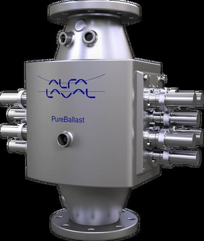 PureBallast Reactor 170