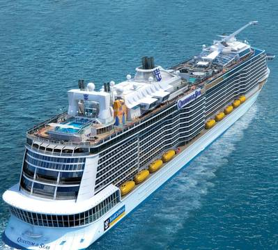 Quantum of the Seas: Image credit RCI