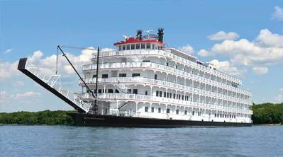 'Queen of the Mississippi' Photo credit American Cruise Lines