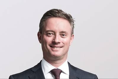 Trafigura Chief Executive Officer Jeremy Weir - Credit: Trafigura