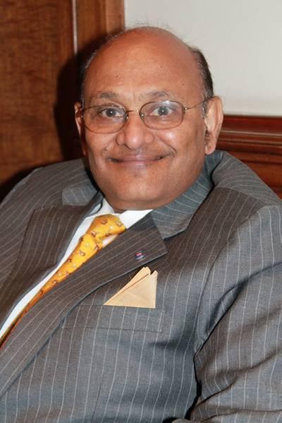Rajaish Bajpaee, CEO, Bernhard Schulte Shipmanagement (BSM)