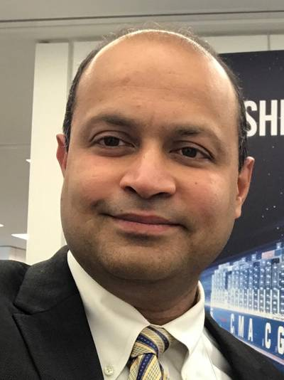 Rajesh Krishnamurthy (Photo: CMA GCM)