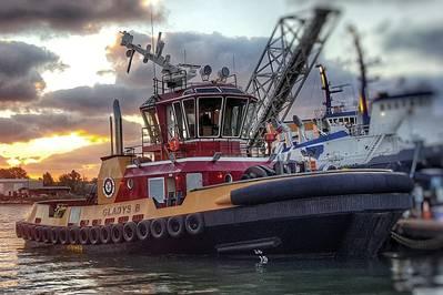 RApport 2400 tug vessel. Pic: Robert Allan Ltd.