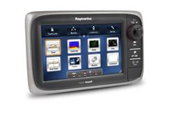 Raymarine's new e7 Multifunction Display