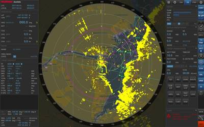 Raytheon Anschütz: New Radar NX Software