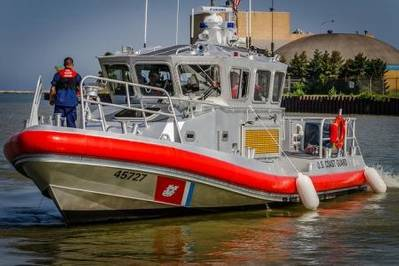 RB-M: Photo courtesy of USCG
