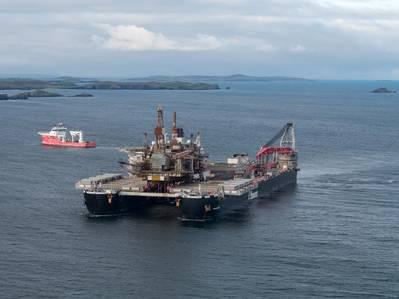 Credit: Rory Gillies/Shetland Flyer Aerial Media.