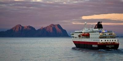 Richard With (Photo: Hurtigruten)