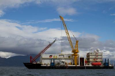 Rig Assist Unit Delivery: Photo credit Superior Energy Services