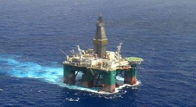Rig 'Erik Raude': Photo credit Ocean Rig