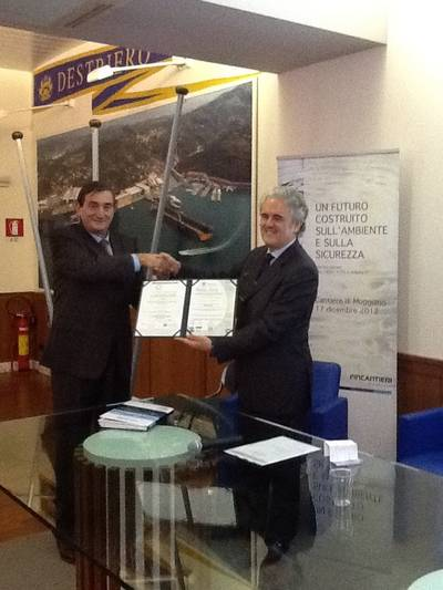 RINA-Fincantieri ISO 14001 Presentation