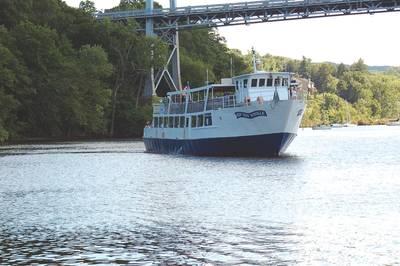 Rip Van Winkle, Hudson River Cruises, Kingston, N.Y.