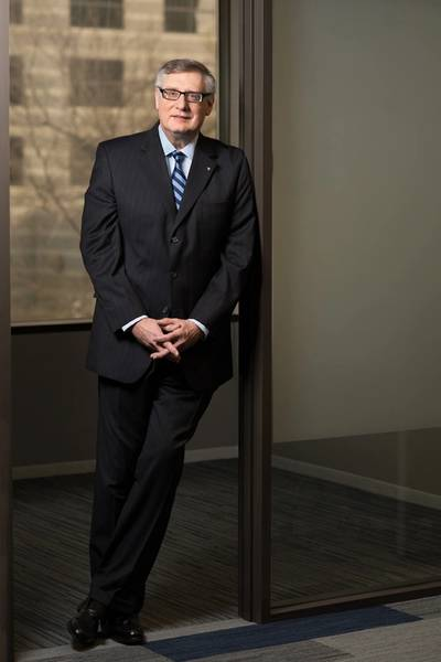 Christopher J. Wiernicki, Chairman, President and CEO, ABS. (Photo: ABS)