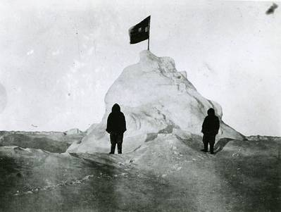 Robert E. Peary (Photo courtesy Naval History & Heritage Command)