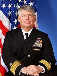 Robert Gilbeau (Photo: U.S. Navy)