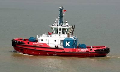 RT Discovery (Photo courtesy of Rotortug B.V.)