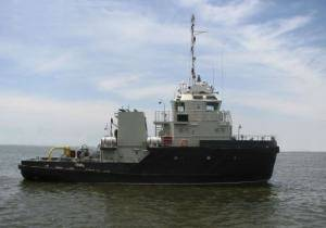 Russian Harbor Tug RB-259: Photo credit Russian Navy