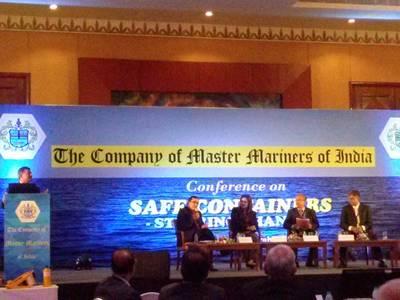 """Safe Container – Steering Changes"" – SOLAS Amendment Photo Marpro"