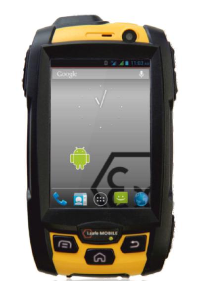 Safe smartphone: Image courtesy of Gentay