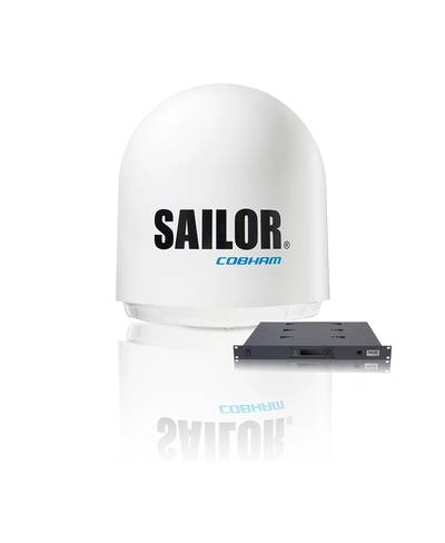 SAILOR 900 VSAT High Power System (Image: Cobham SATCOM)