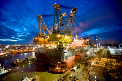 Saipem 7000 (Photo courtesy of DNV GL)